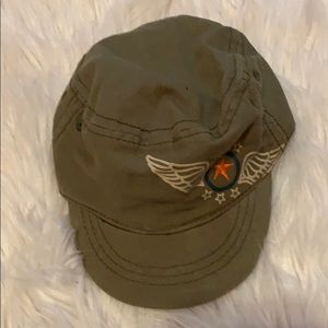 Cadet hat for baby boy